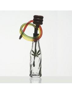 Bongo butelka /04301/ H18cm szkło