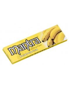 Bibułka MANTRA Banan 50/25