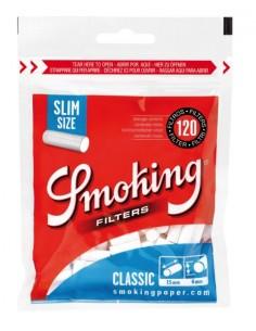 Filtry Smoking Slim Blue 120's /30