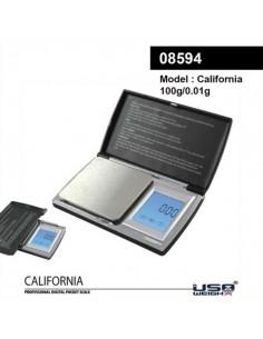 """Waga cyfrowa /08594/ 100g - 0.01g """"California"""""""
