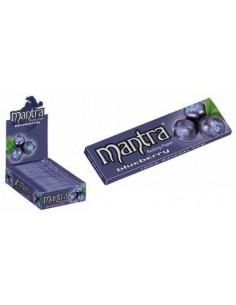 Bibułka MANTRA Blueberry 50/25