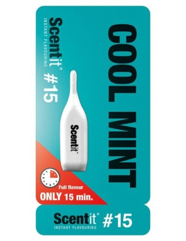 Scentit Mac Baren 15 Cool Mint 1,5ml
