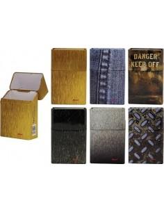 Pudełko na Papierosy /40528/ metal