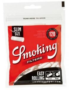 Filtry Smoking Slim Black 120's /30
