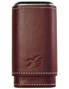 XIKAR Etui na cygara /243 CN/ Envoy Cognac *3