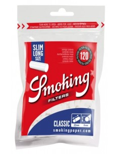 Filtry Smoking Slim Long Blue 120's /30