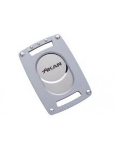 XIKAR Obcinacz /107SL/ Ultra Slim Silver