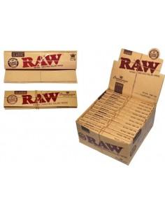 Bibułka RAW KS Slim + Filter Tips box/24