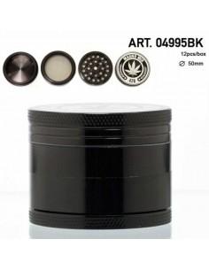 Młynek do tytoniu /04995BK/ metal *4 f50mm