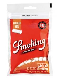 Filtry Smoking Regular Orange 100's /25